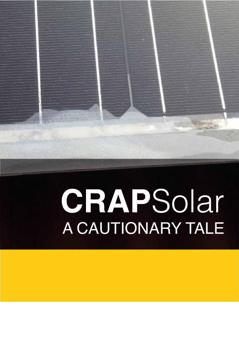Crap Solar  A Cautionary Tale 01